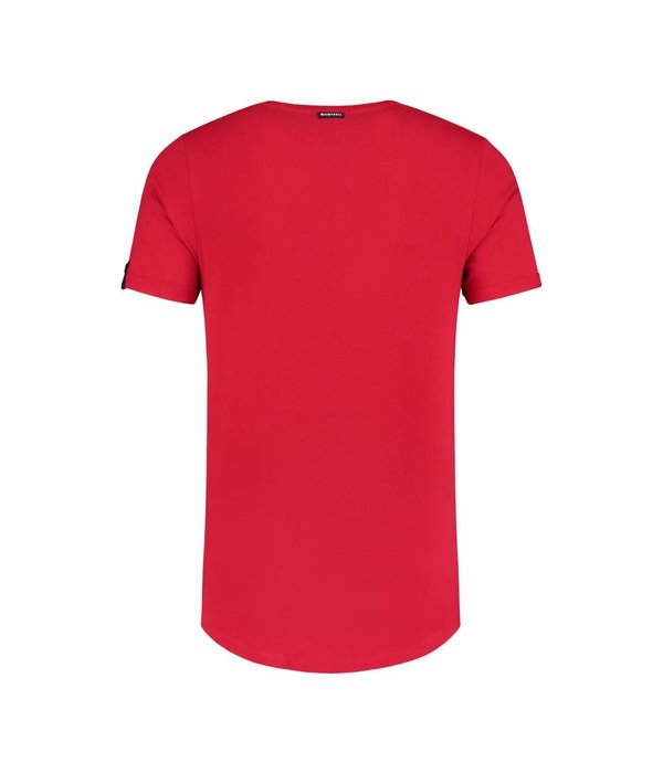 Quotrell Quotrell Tee Red/White