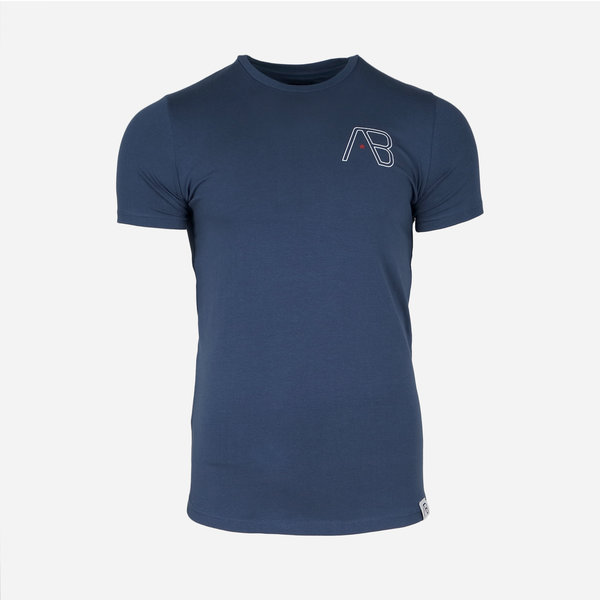 AB Skylight Tee - Navy