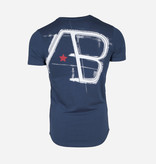 AB-Lifestyle AB Skylight Tee - Navy