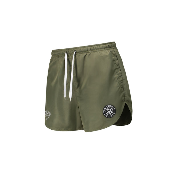 Black Bananas Swimshort Forrest Green