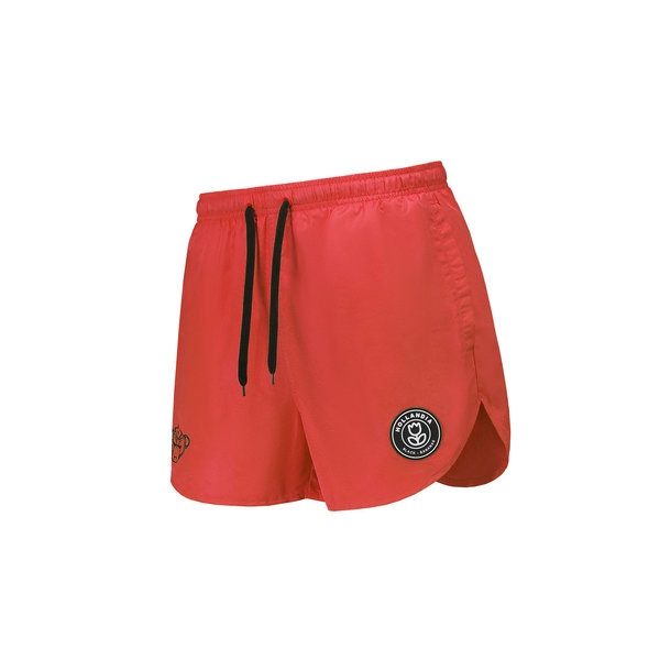 Black Bananas F.C. SwimShort Red