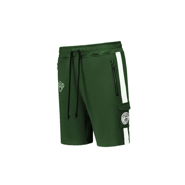 Black Bananas F.C. Pocket Short Forrest Green