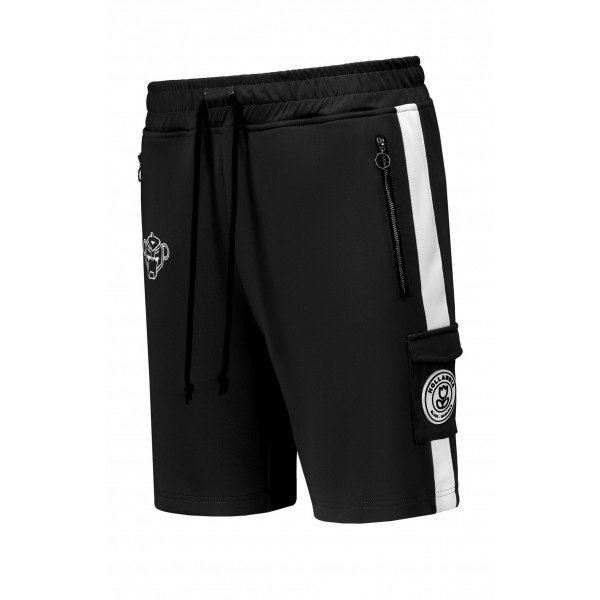 Black Bananas F.C. Pocket Short Black