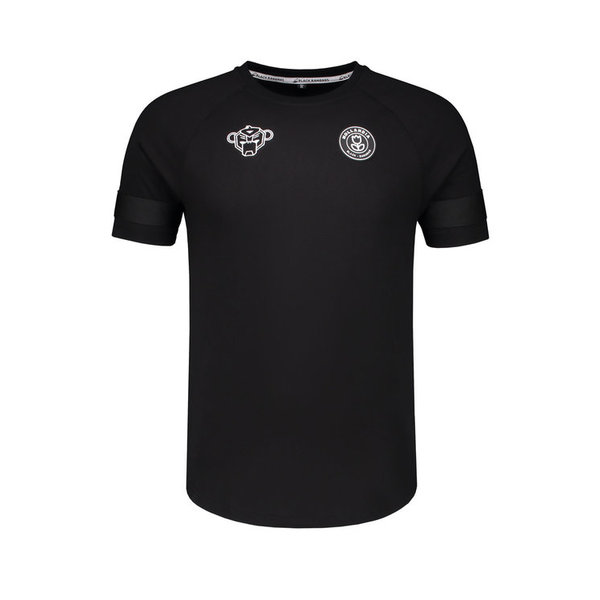 Black Bananas F.C. Chief Tee Zwart