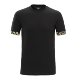Malelions Malelions T-shirt Gold / Black