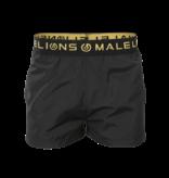 Malelions Swimshort Gold Black