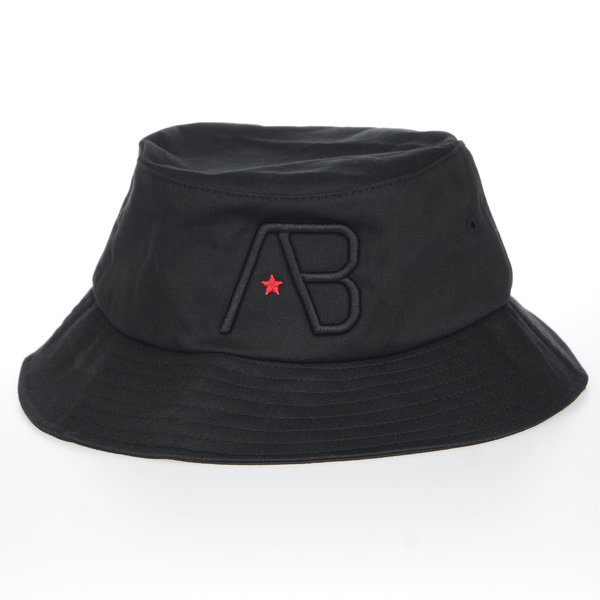AB Bucket Hat Black