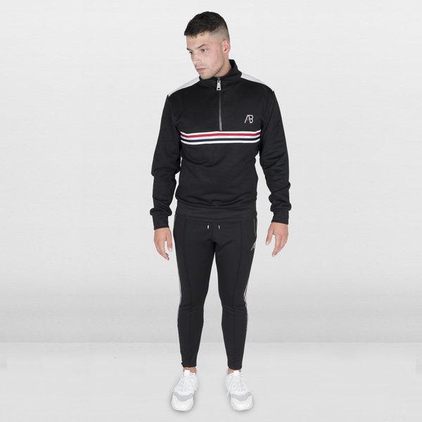 AB Track Suit Black