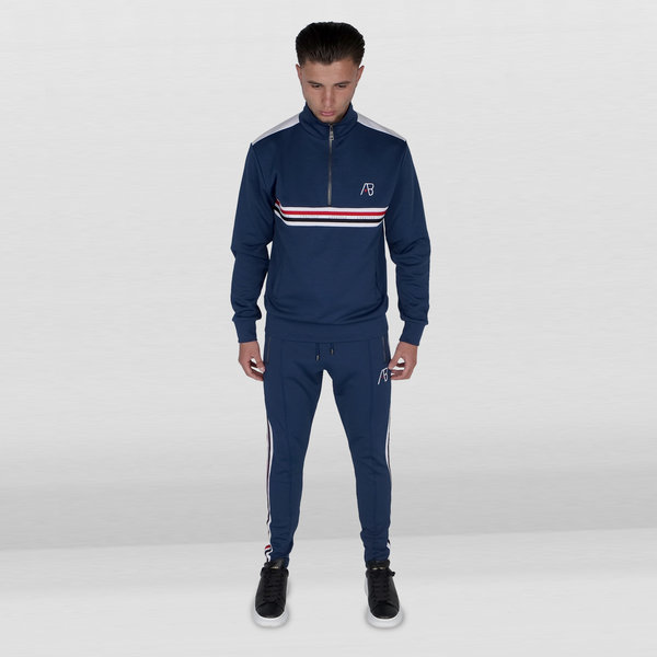 AB Track Suit Navy