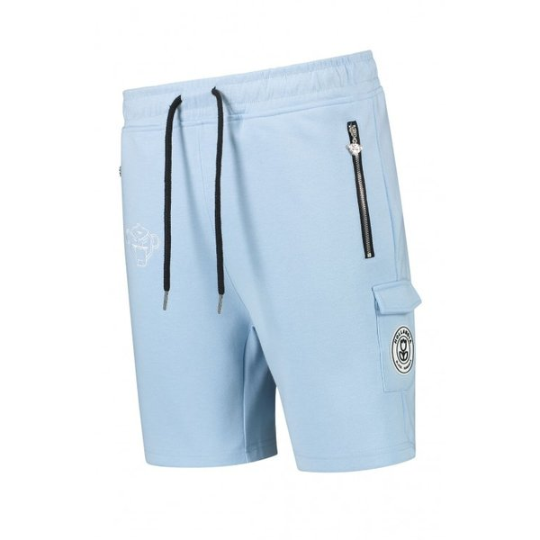 Black Bananas F.c, Anorak Short Pastel Blue