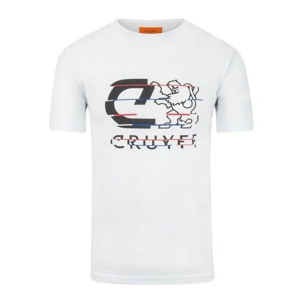 Cruyff Galwin SS Tee White