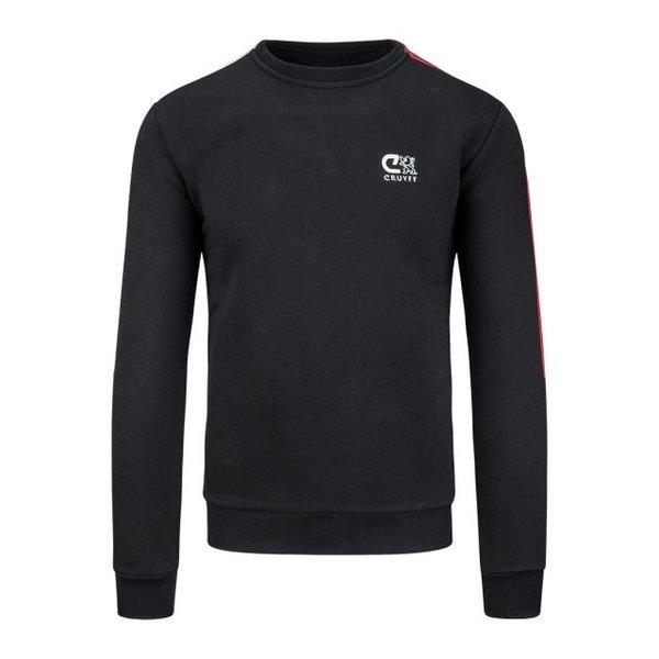 Cruyff Hellenburg Sweat Black