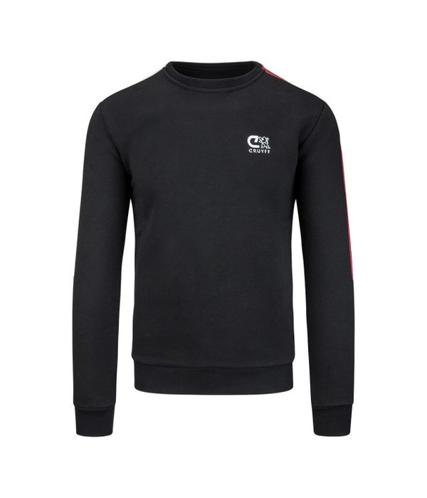Cruyff Cruyff Hellenburg Sweat Black