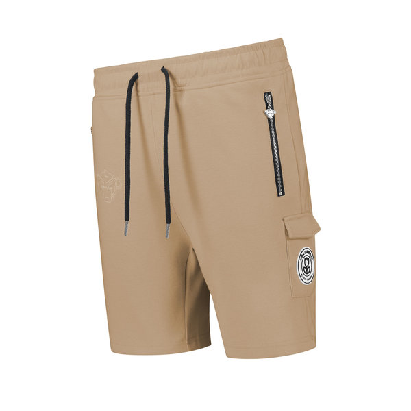 Black Bananas F.C Anorak Short Sand