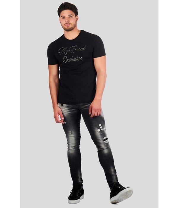 My Brand My Brand Branding 04 T-Shirt Black
