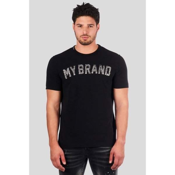 My Brand Branding 02 T-Shirt Black