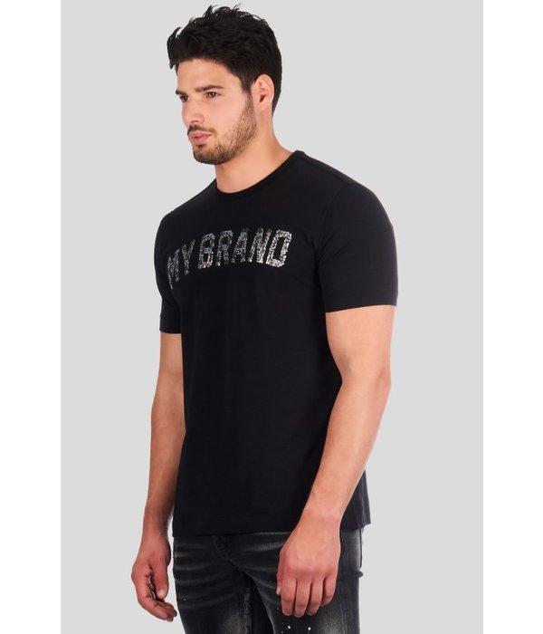 My Brand My Brand Branding 02 T-Shirt Black