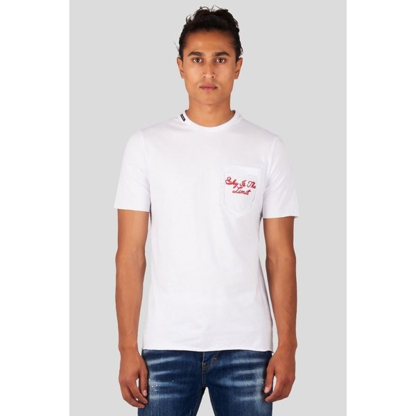 My Brand Sky All Over 07 T-Shirt White