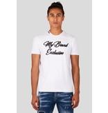 My Brand My Brand Branding 04 T-Shirt White