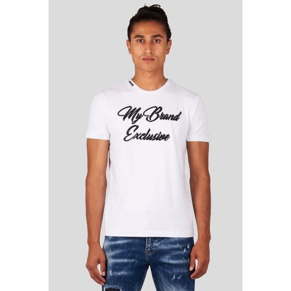 My Brand Branding 04 T-Shirt White