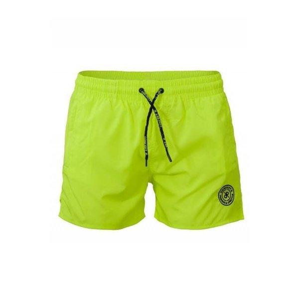 Concept R Swim Short neon Yellow