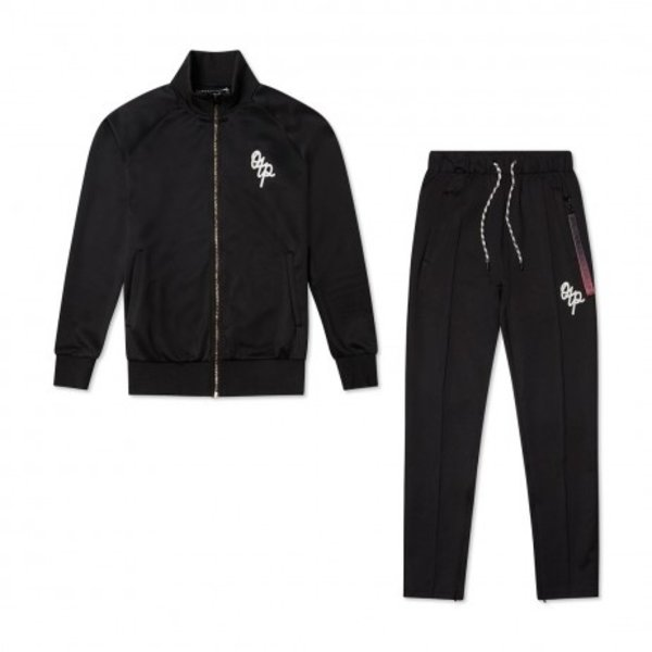 OTP Bound Tracksuit Black