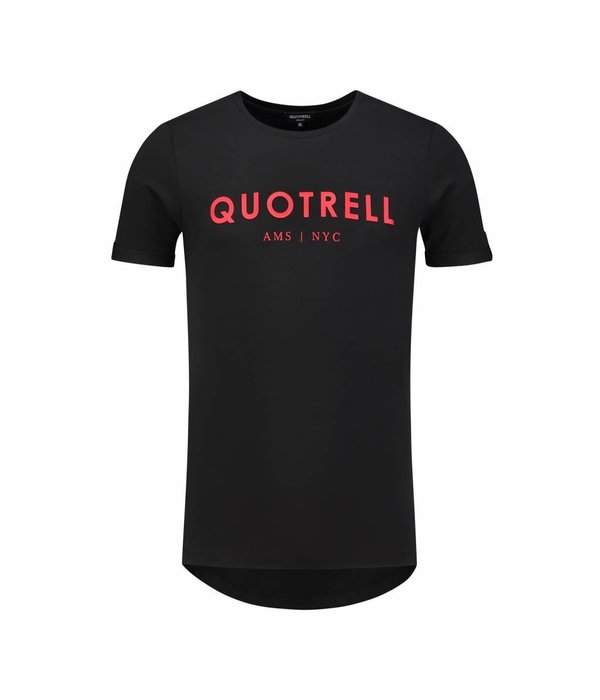 Quotrell Quotrell Tee Black/Red