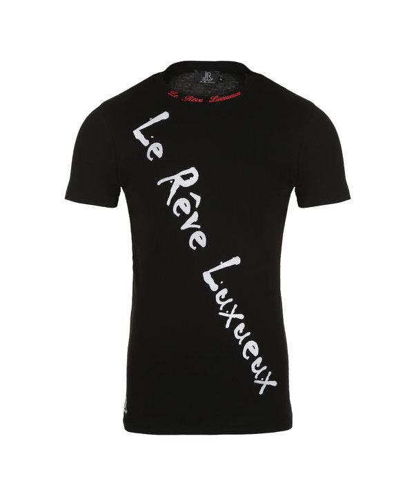 LRL T-shirt Deluxe Black
