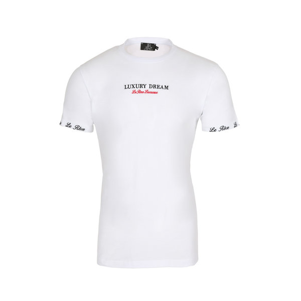 LRL T-Shirt Luxury Dream White