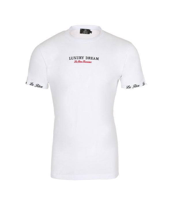 LRL T-Shirt Luxury Dream White