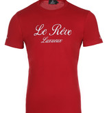 LRL T-Shirt Basic Red