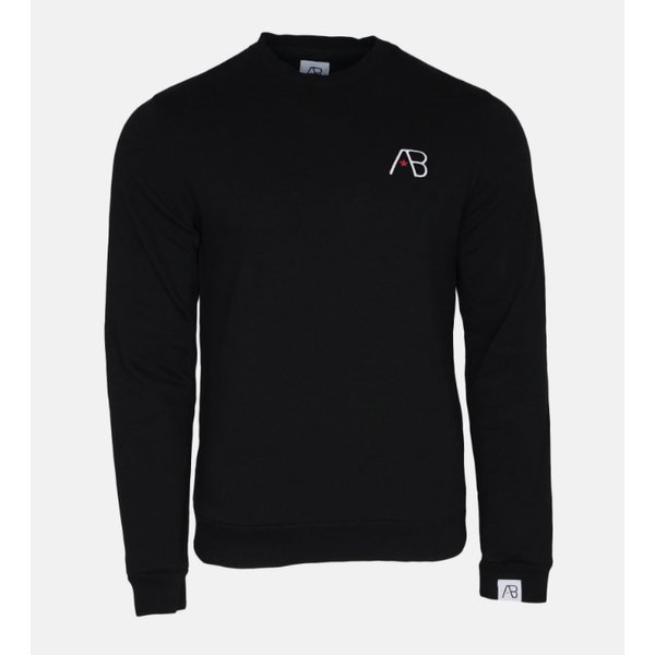 AB Essential Sweater Black