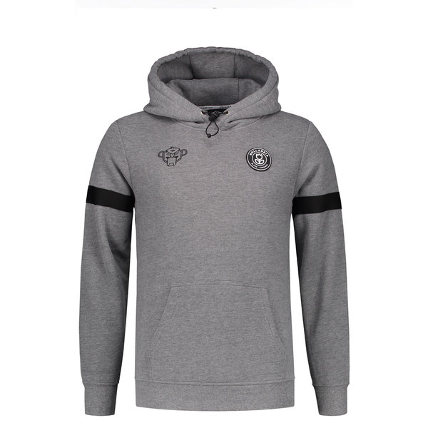 Black Bananas Kids Chief Hoody Grey