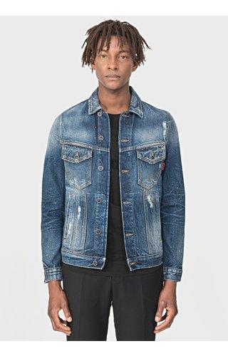 Antony Morato Antony Morato Blue Denim Jacket MMCO00568