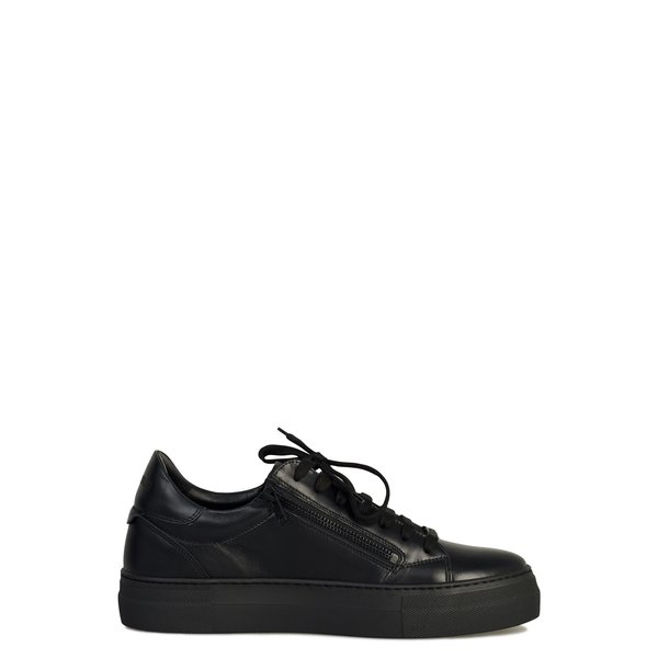 AM Sneakers Zipper Black MMFW01210