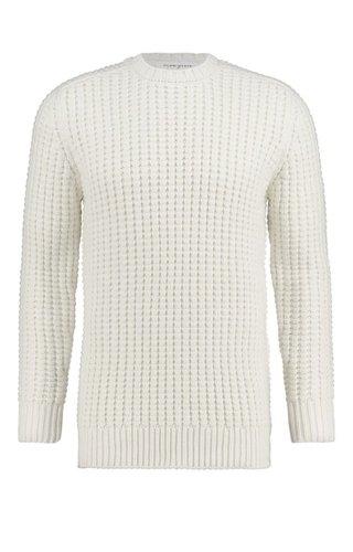 Purewhite Purewhite Off White Sweater