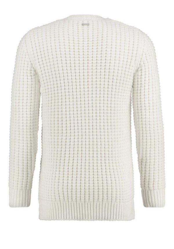 Pure White Off White Sweater