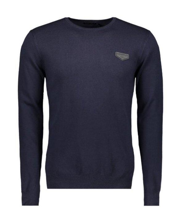 Antony Morato AM Basic Pullover Navy MMSW00805