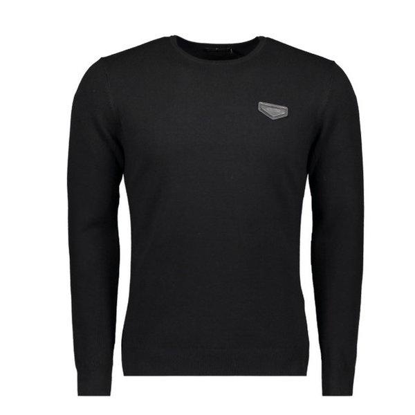 AM Pullover MMSW00805 FW19 zwart