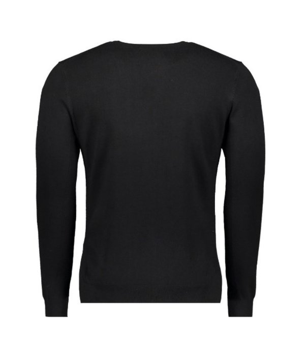 Antony Morato AM Pullover MMSW00805 FW19 zwart