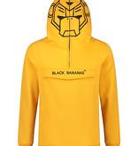 Black Bananas Black Bananas Incognito Hoody Yellow