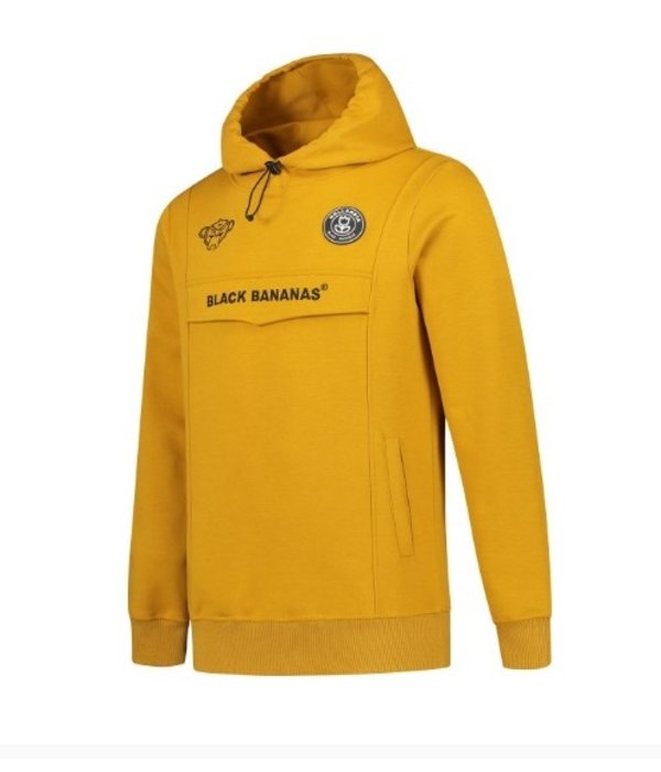 Black Bananas Black Bananas Anorak Hoody Yellow