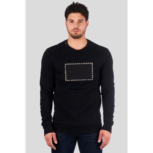 My Brand Studs 01 Sweater Black