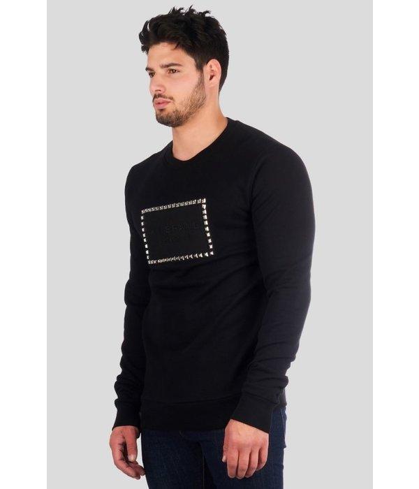 My Brand My Brand Studs 01 Sweater Black