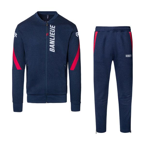 Robey X Banlieue Jog Suit Navy