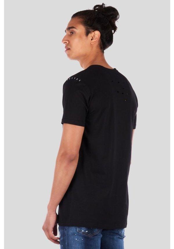 My Brand Voodoo T-Shirt MMB-TS040-M001 Black