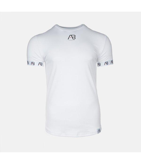 AB-Lifestyle AB Lifestyle Essential T-Shirt V3 White