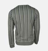 AB-Lifestyle AB Lifestyle Sweater London Dark Loden