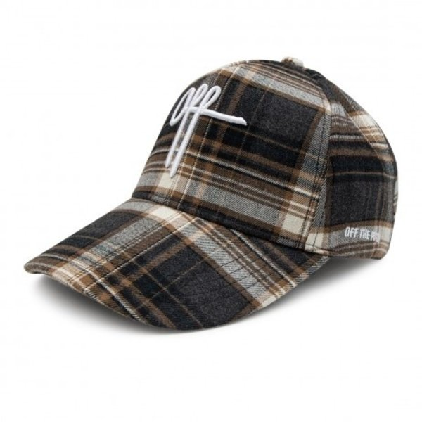 Off The Pitch Cap Black/Brown