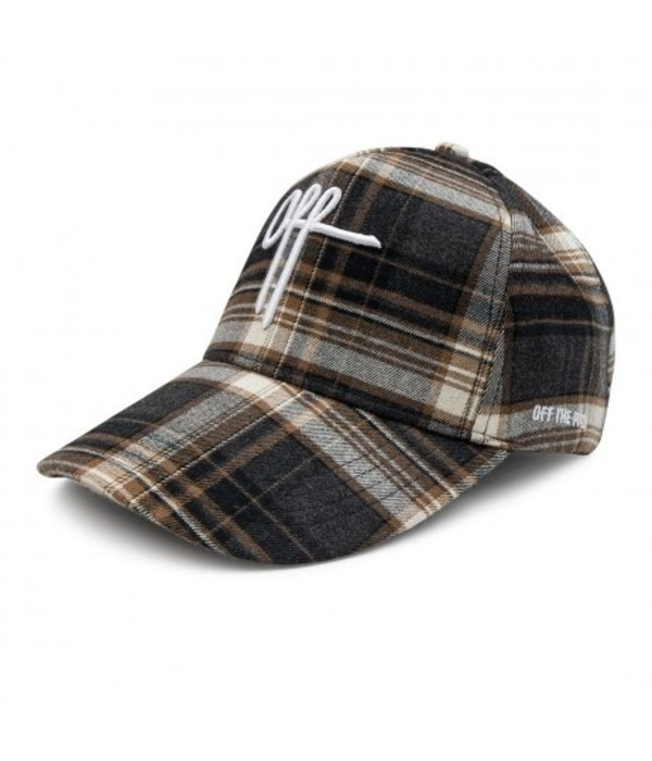Off The Pitch Off The Pitch Cap Black/Brown